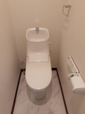【トイレ】寝屋川市打上南町 新築一戸建て