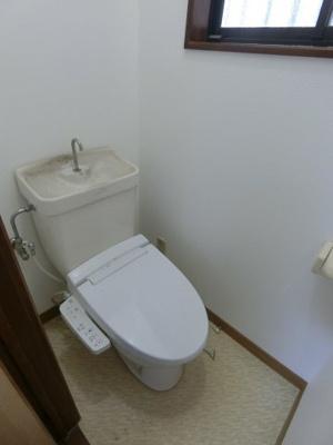 【トイレ】堀切2丁目戸建