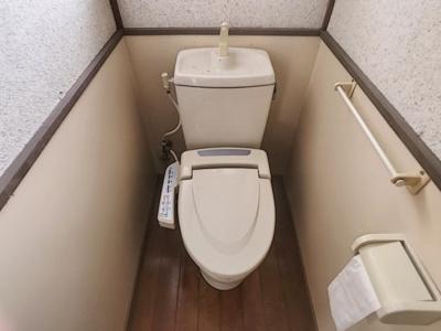 【トイレ】正行貸家