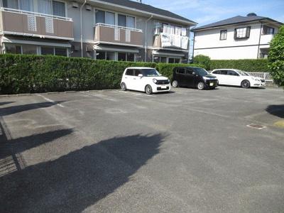 【駐車場】セジュールHanano A