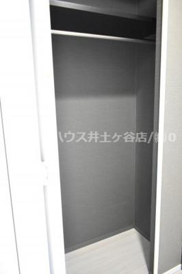 【収納】ロアール横浜南参番館
