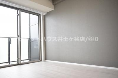 【居間・リビング】ロアール横浜南参番館