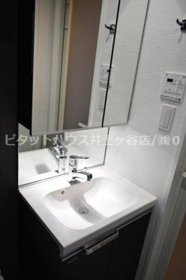 【独立洗面台】ロアール横浜南参番館