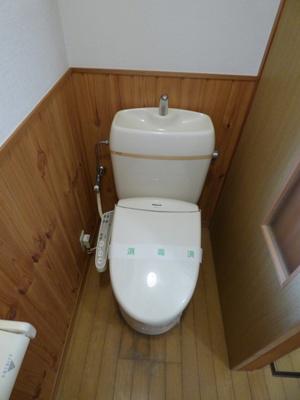 【トイレ】コーポイマダ