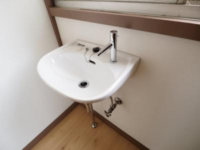 ミニの洗面台