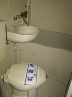 【浴室】パレス南林間