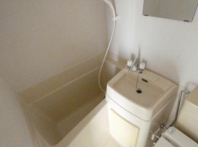 【浴室】アネックス雪谷