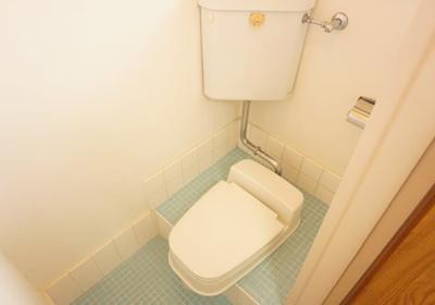 【トイレ】ブルーム明大前