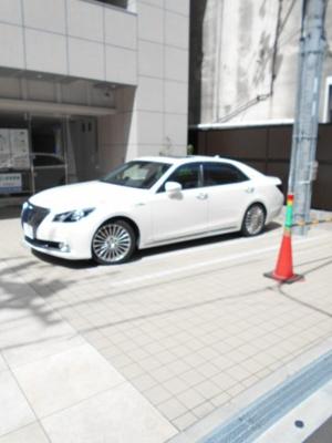 【駐車場】JASPER御堂筋本町