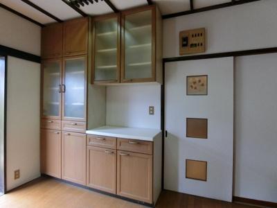 【キッチン】つくばみらい市西ノ台 中古物件