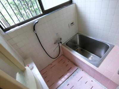 【浴室】つくばみらい市西ノ台 中古物件