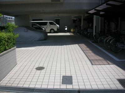 【駐車場】グイーンエクセルくれは