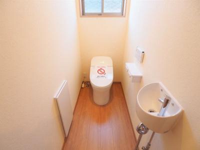 【トイレ】【中古】宮崎市島之内中古戸建