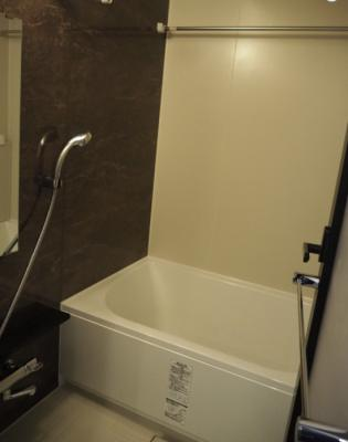 【浴室】クレイシア都立大学クラッセ
