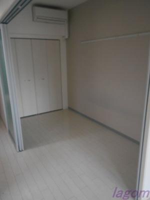 3.6帖の寝室