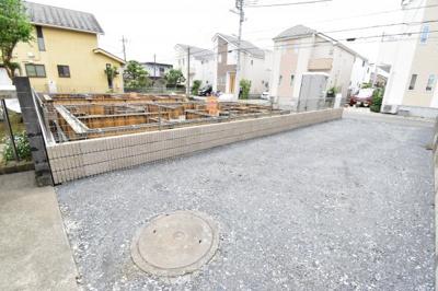 【外観】A143 新築戸建て 小金井市東町1丁目 1号棟