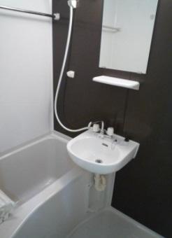 【浴室】アンシャンテ東尾久