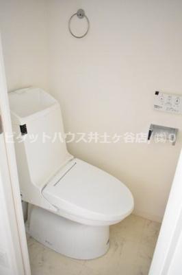 【トイレ】リヴシティ横濱新川町