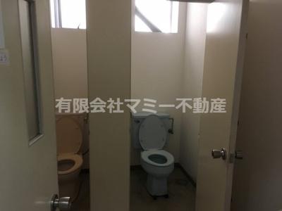 【トイレ】鵜の森1棟