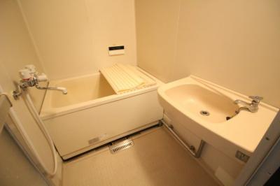 【浴室】六甲司ハイツ