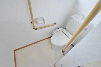【トイレ】新堂貸家