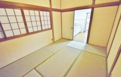 【和室】新堂貸家