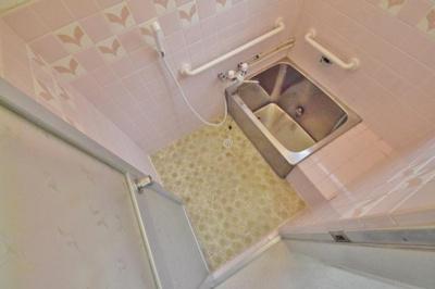 【浴室】新堂貸家