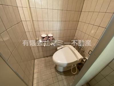 【トイレ】諏訪栄町事務所H