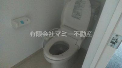 【トイレ】安島2丁目店舗F