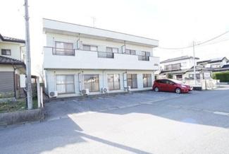 【外観】栃木県佐野市植下町一棟マンション