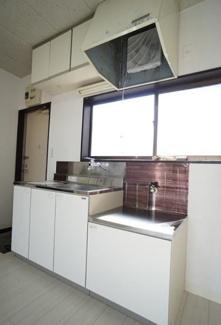 【キッチン】栃木県佐野市植下町一棟マンション