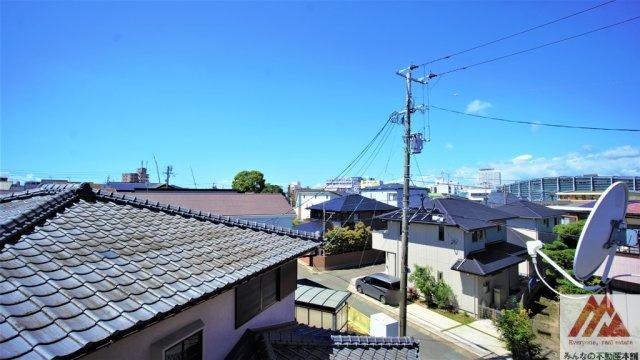 【展望】西国分小校区中古住宅