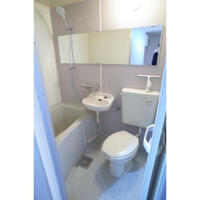 【浴室】カーサオリーブ