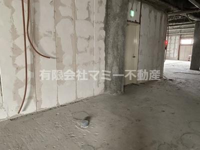 【内装】諏訪栄町店舗D