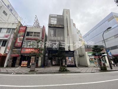 【外観】諏訪栄町店舗D