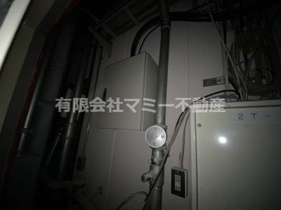 【設備】諏訪栄町店舗D