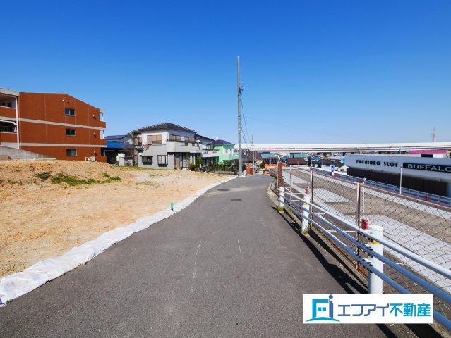 【外観】東海市名和町東岨 新築分譲戸建