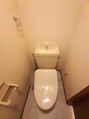 【トイレ】サンハイツゆうC
