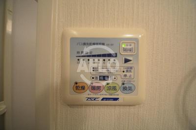 レジュールアッシュ谷町 浴室換気乾燥暖房機