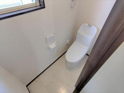 【トイレ】つくば市南中妻 中古戸建