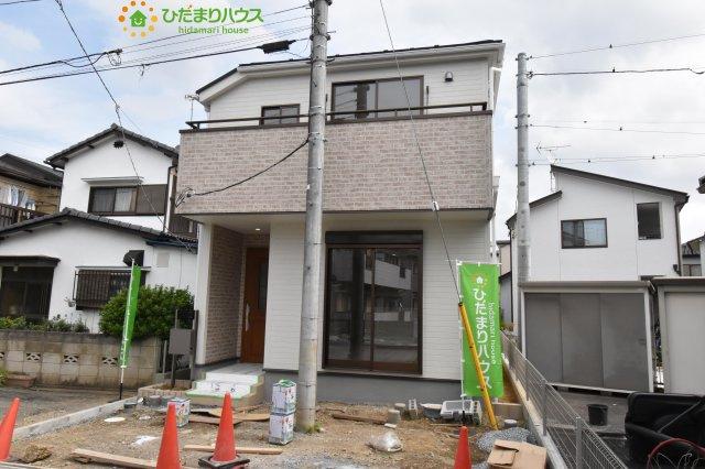【完成予想図】上尾市原市 新築一戸建て リーブルガーデン 01