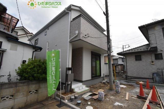 【区画図】上尾市原市 新築一戸建て リーブルガーデン 01