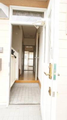 【玄関】モンパレス羽鳥第一4号棟