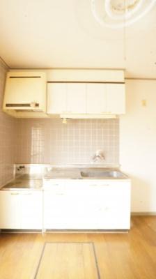 【キッチン】モンパレス羽鳥第一4号棟