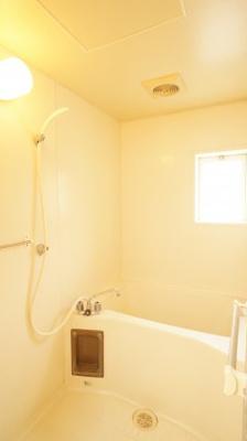 【浴室】モンパレス羽鳥第一4号棟