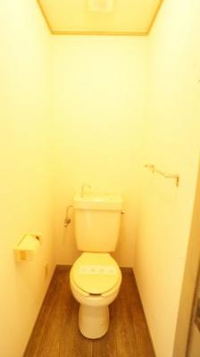 【トイレ】モンパレス羽鳥第一4号棟