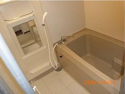 【浴室】常和サンハイツ
