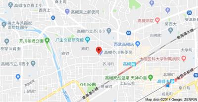 【地図】臼井ビル (株)Roots