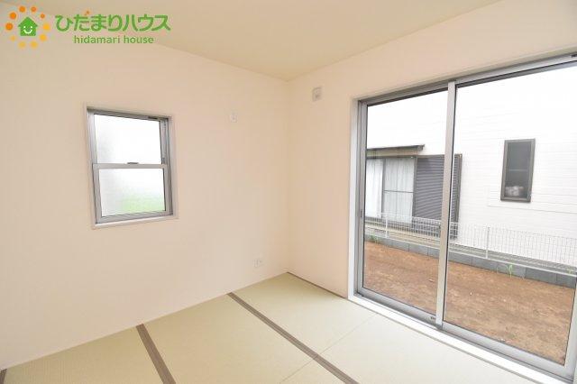 【和室】伊奈町栄 第1 新築一戸建て リーブルガーデン 03