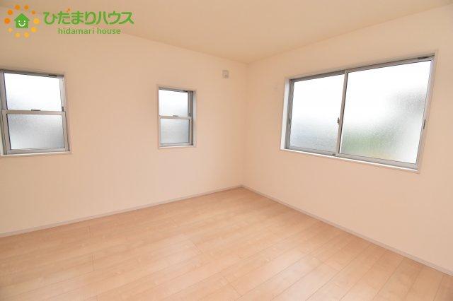 【寝室】伊奈町栄 第1 新築一戸建て リーブルガーデン 03